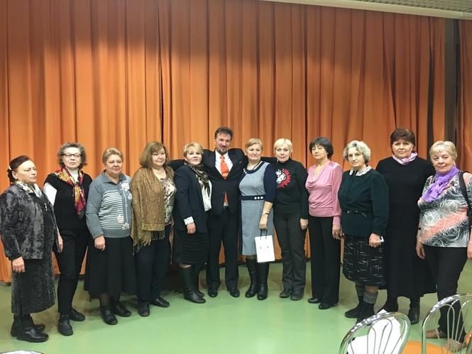 Социальная помощь для пенсионеров в новосибирске